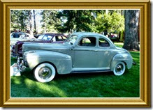 1941 Mercury 8   rose