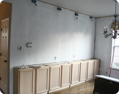 primed walls