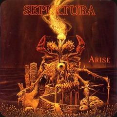 Sepultura - Arise [CD Front, 1991]