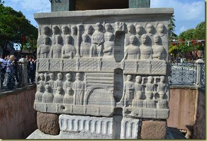 Istanbul Obelisk Theodosius Frieze-1