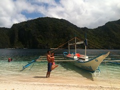honeymoon in el nido palawan