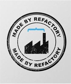 27 logotipos con estilo de estampado