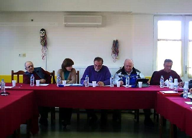 Δημοτικό συμβούλιο Ιθάκης (24-2-2012)