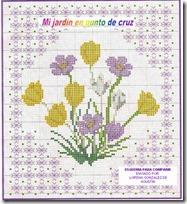 flores amarillos conpuntodecruz (2)