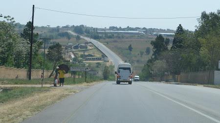 Infrastructura Africa de Sud