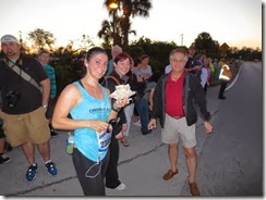 Disney World Marathon Spectator Viewpoints