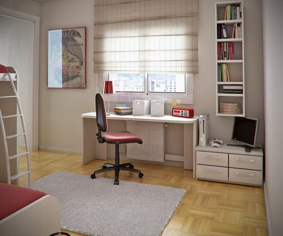 white-and-wood-workspace