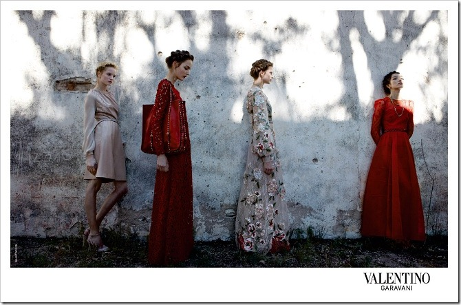 Valentino Spring-Summer 2012 1