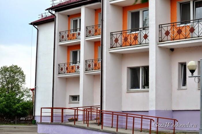 Гостиница Каменюки корпус 2