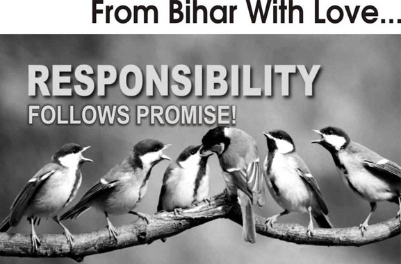 Responsibility Follows Promise