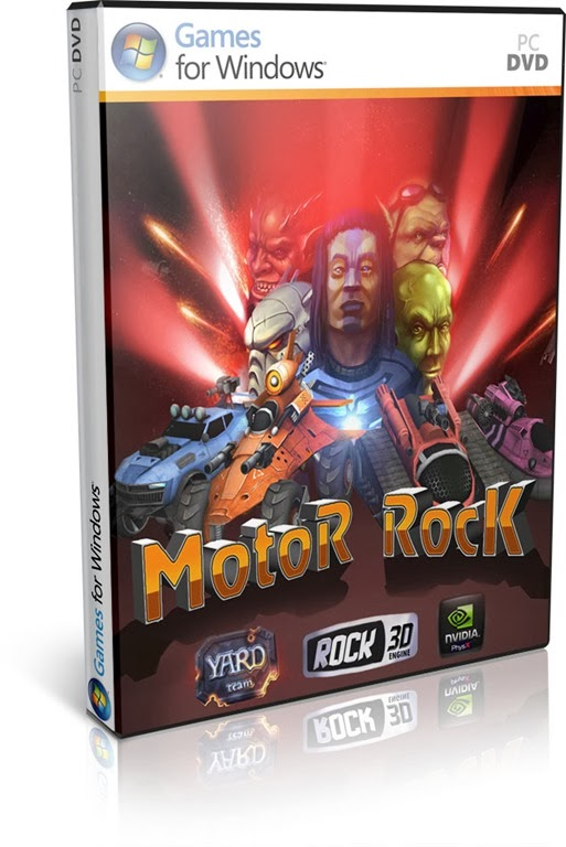 Motor Rock-SKIDROW | 2013 | Multi | PC-Full
