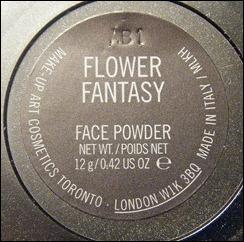 MAC Flower Fantasy Pearlmatte Face Powder