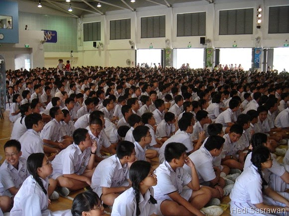 Pendidikan di Singapura
