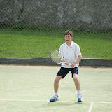 Noah Fleming (winner U14 boys) Sligo Tennis Club