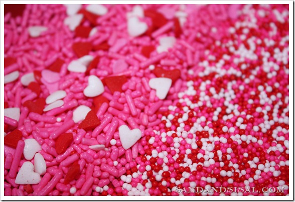 Valentine Sprinkles