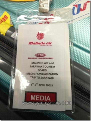 Kuching Sarawak Malindo Air 103