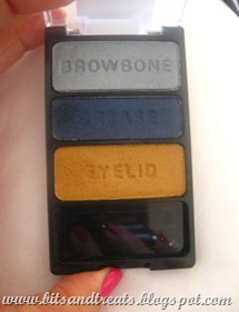 wet n wild i got good jeans palette, by bitsantreats