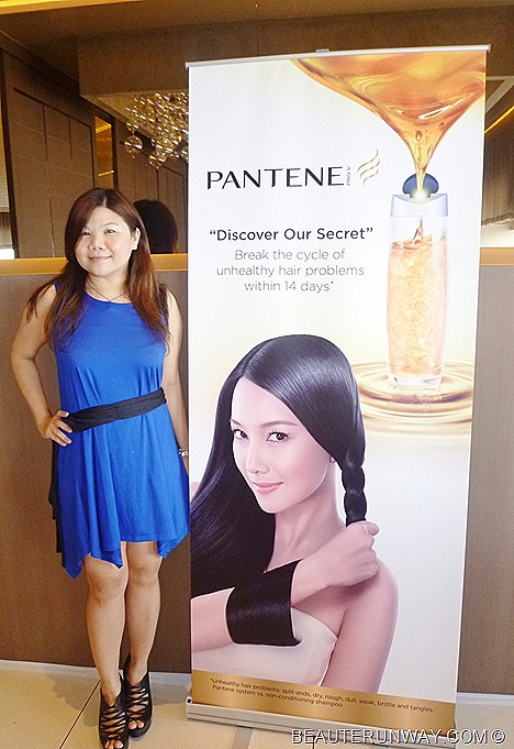 BeauteRunway Pantene Nature Care Hair Singapore Press Launch Stellular Resturant 1 Altitiude