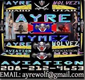 AYRE TYMEZ HEDDER