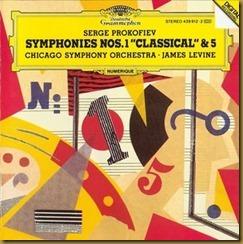 Prokofiev Sinfonía Clásica Levine