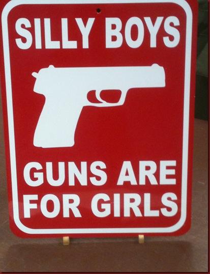 silly boys