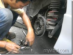 Tukar bearing tayar dengan ABS-myvi-2