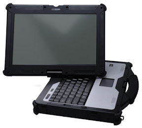 GammaTech Reveals the Durabook R13C Rugged Convertible Laptop