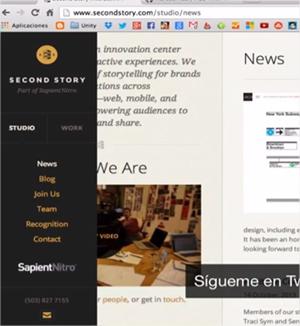 Curso de jQuery para crear un protafolio web interactivo