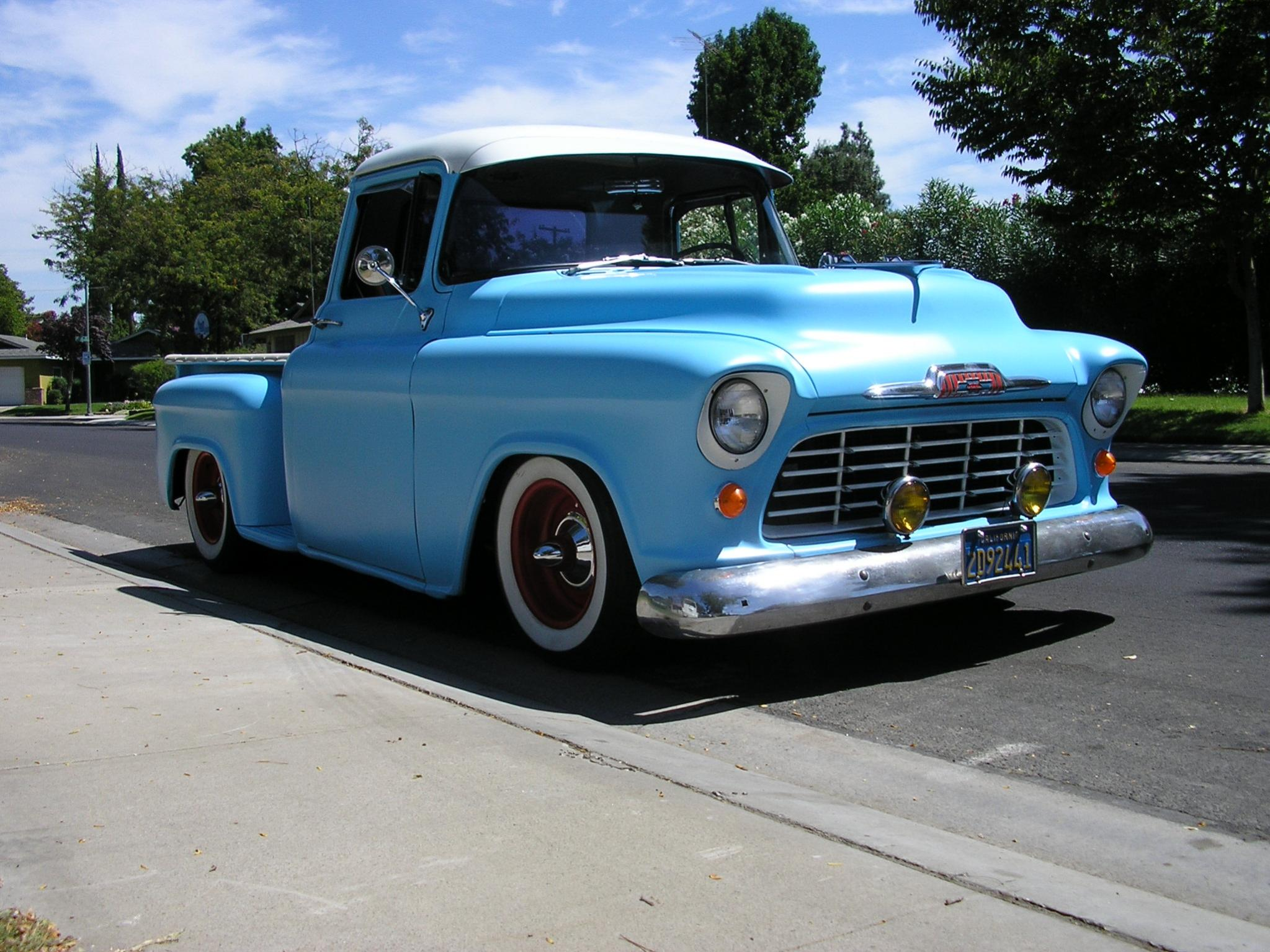 1955 1957 chevy trucks for sale