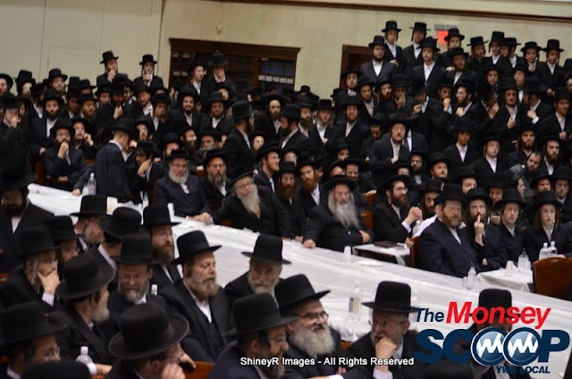 Lechaim For Daughter Of Satmar Rov Of Monsey - DSC_0220.JPG