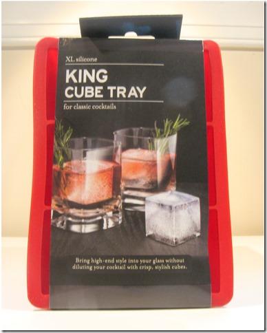 King Cube Tray