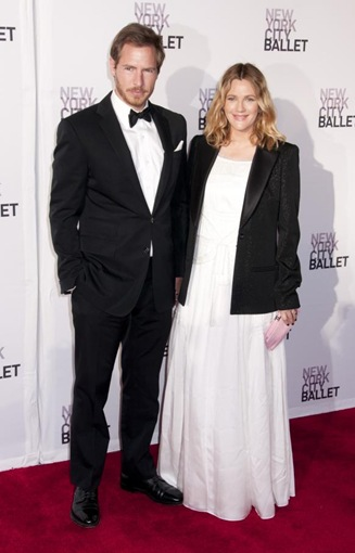 Drew Barrymore and Will Kopelman are Married