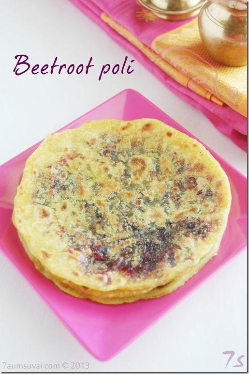 Beetroot poli