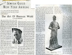The art of Herman Wald