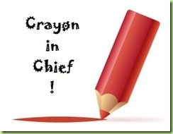 crayon in chief