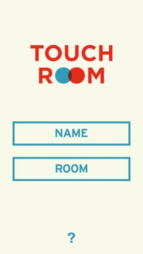 Touch room ios app