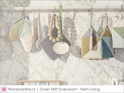 Oven-Mitt-Ovenwant---Ferm-Living