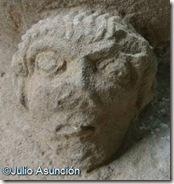 Cabeza de hombre - San Pedro de Usún