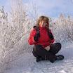Снежная медитация