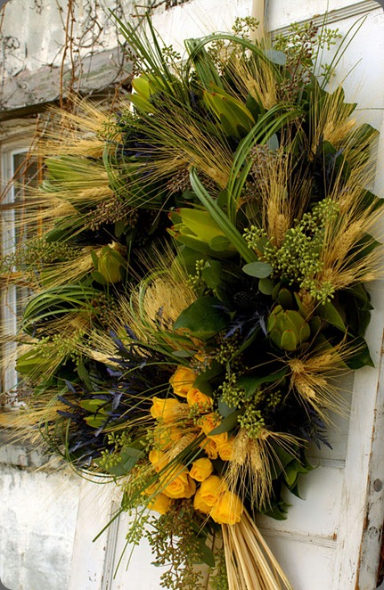 Wreath 10v blossom sweet
