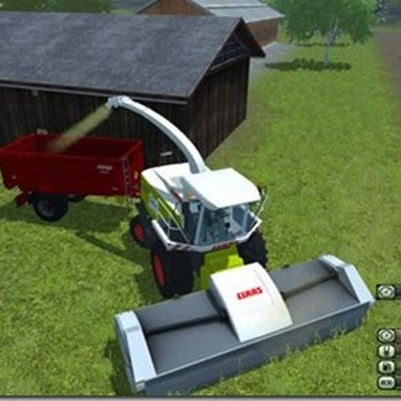 Farming simulator 2013 - Claas Jaguar 900 Pack