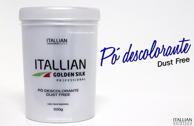 pó descolorante itallian color