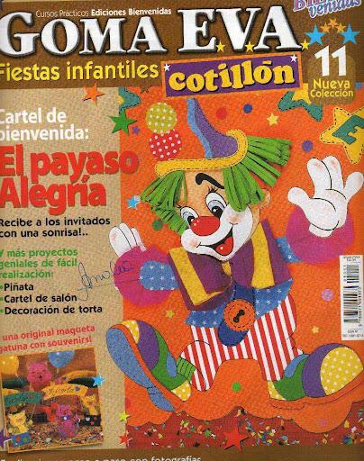 goma eva fiestas infantiles cotillon nº 11 jpg goma eva fiestas
