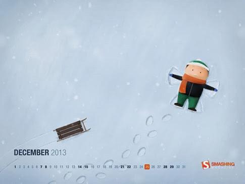 Calendario Diciembre 3
