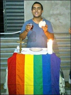 pastor gay