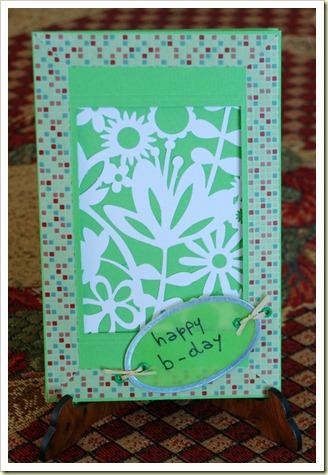 card verde