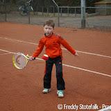 Open tennisdag bij LTC Oude Pekela - Foto's Freddy Stotefalk