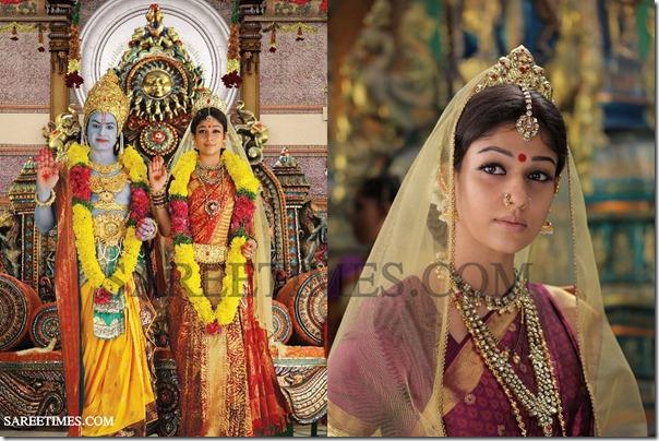 Nayanathara_Traditional_Sarees