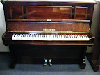 Bechstein model 9 upright piano