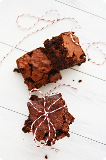 Fudgy Pecan Brownies
